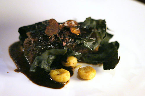 FIG LEAF ROASTED BEEF SHORT RIB