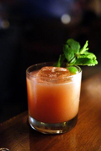 Pom Night #2: Revenge of the Cocktail
