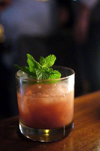 Pisco Dessert Cocktail