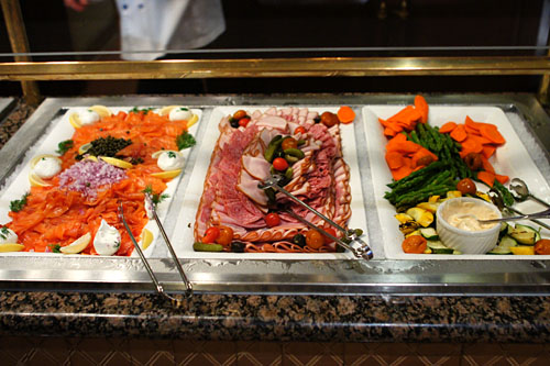 Club 33 Buffet