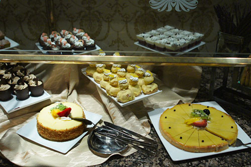 Club 33 Dessert Buffet
