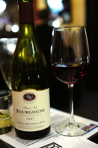 2007 Camus-Bruchon Bourgogne Rouge, France