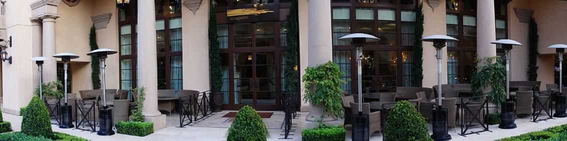 Scarpetta Beverly Hills Exterior