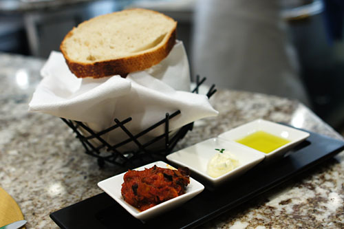 Scarpetta Bread Basket