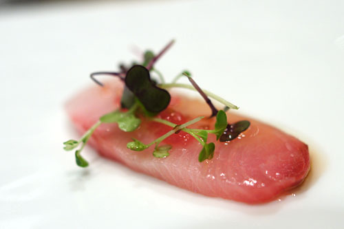 RAW YELLOWTAIL
