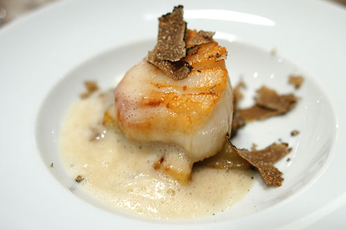 ROASTED SEA SCALLOP