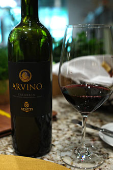 Arvino, Statti, calabria 2007