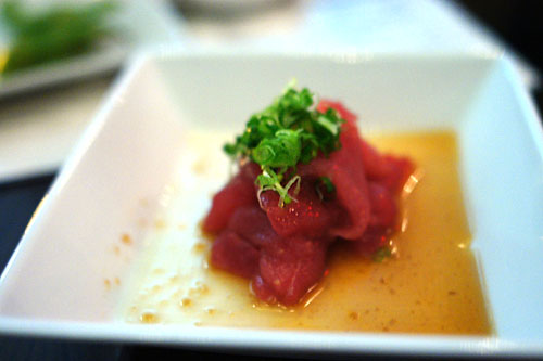 Big Eye Tuna Sashimi