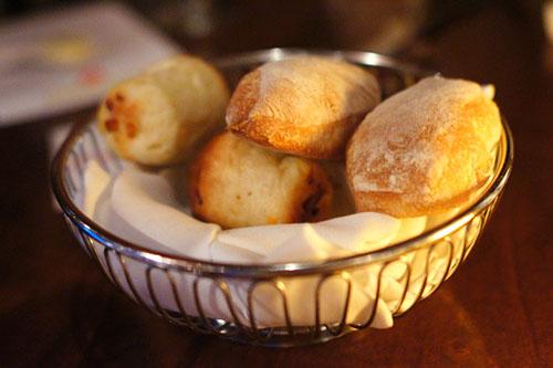 Brioche, Mini Baguette
