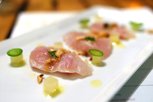 Hiramasa Crudo