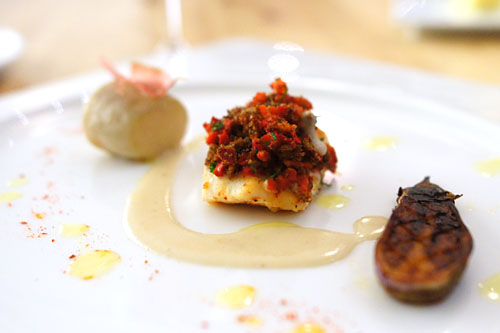 JOHN DORY | VENT BASQUE