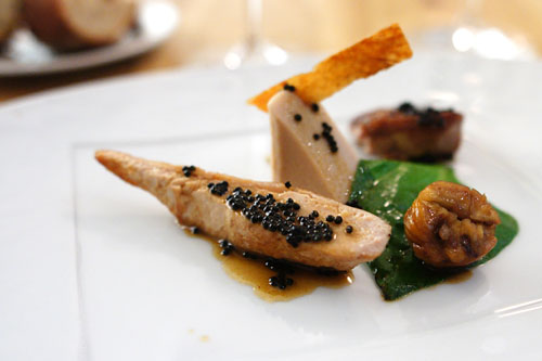 GUINEA HEN | CAVIAR