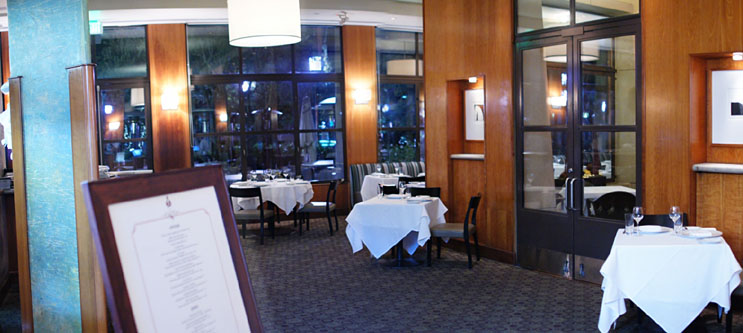 Caf Pinot Main Dining Room