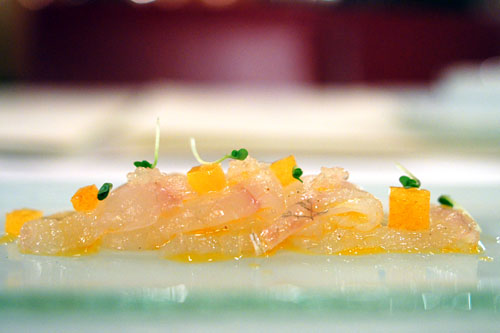 Eastern Fluke Crudo