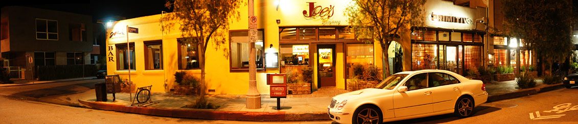 Joe's Exterior