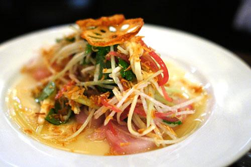 Hamachi, Vietnamese style