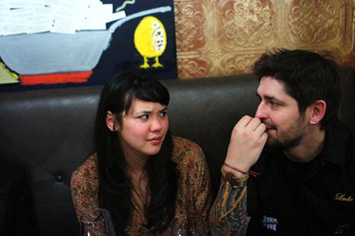 Patricia & Ludo