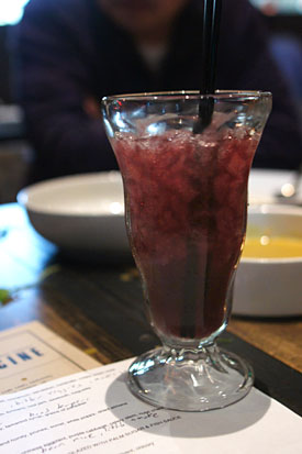 #22 - Red Wine, Sparkling Lemonade