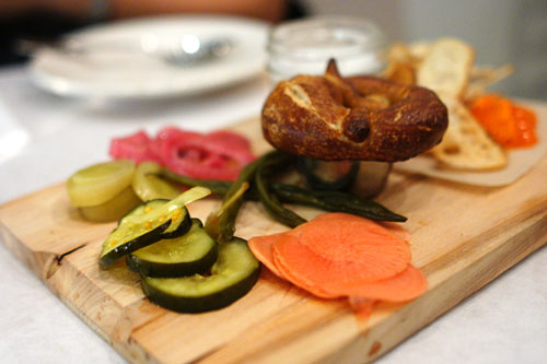 Pickle Plate