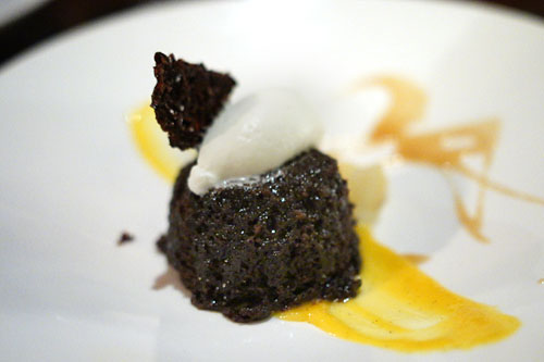 Chocolate Toffee Pudding