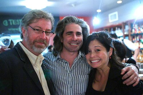 Peter, Brian Saltsburg, Jo