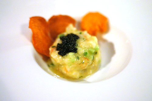 Lobster Tartar
