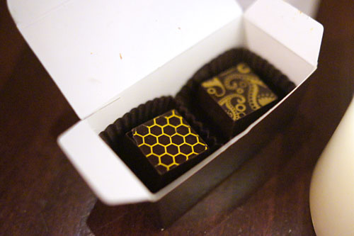 Compartes Chocolatier Chocolates