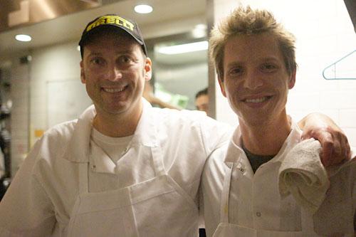 Steve Samson, Zach Pollack