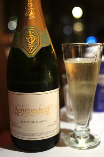 Schramsberg Blanc de Blancs 2007