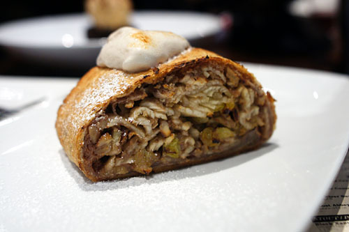 Haven apple strudel
