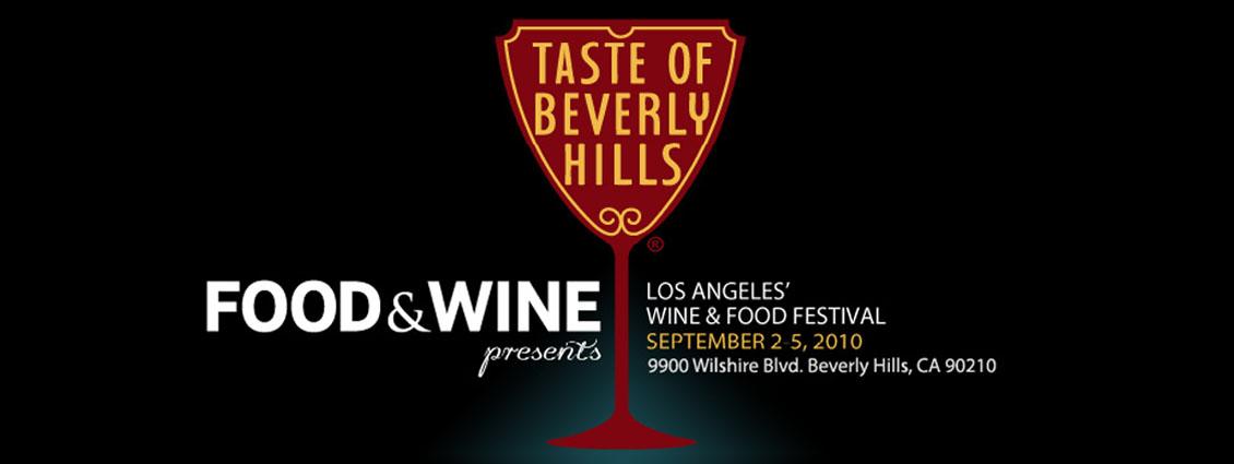 Taste of Beverly Hills 2010