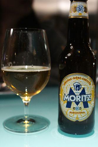 Moritz beer