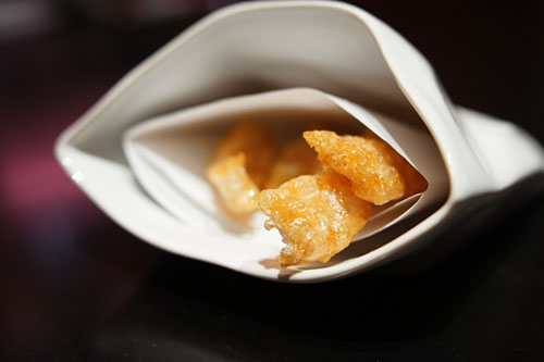 Caramelized Pork Rinds