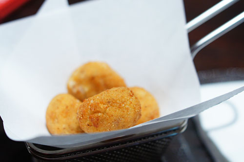 Croquetas de jamn Ibrico