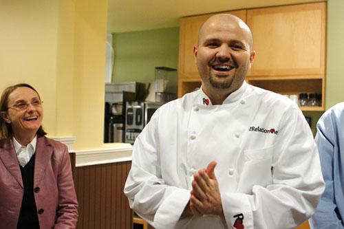 Chef Daniel R. Moody