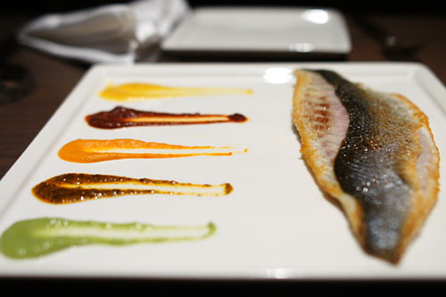 Pan-Seared Loup de Mer