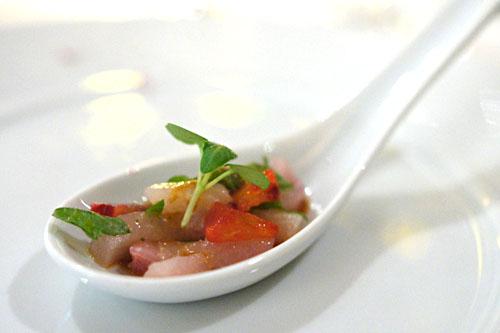 Hamachi Ceviche