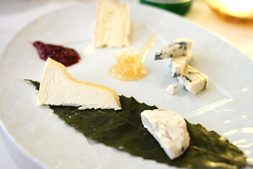 Selection of Artisanal Cheese