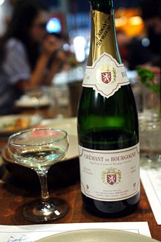 2008 Crémant de Bourgogne, Jean-Marc Brocard