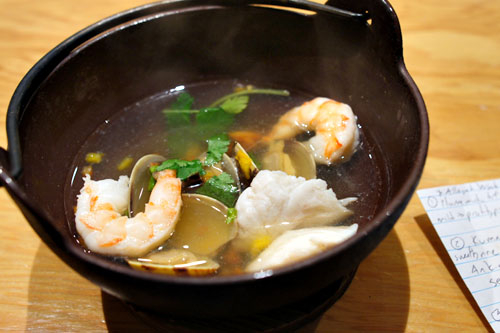Seasonal Fish Soup