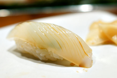 Cuttlefish / Sumi Ika