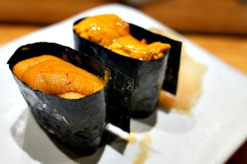 Sea Urchin Roe / Uni