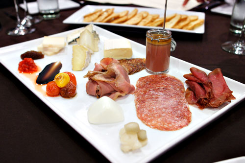 Meat & Cheeses for the Table