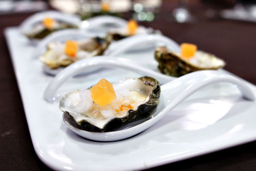 Kumamoto Oysters