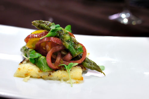 Grilled Polenta