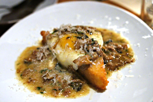 Crispy White Polenta