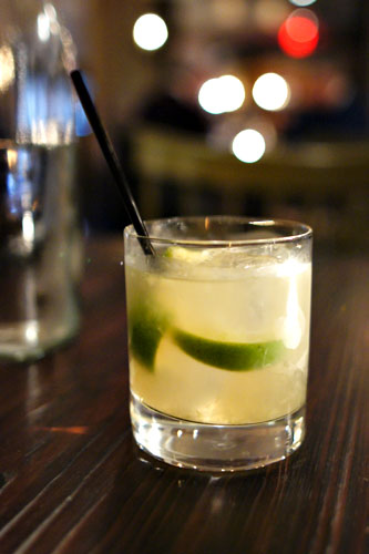 California Chile Caipirinha