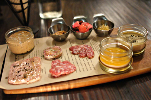 CHARCUTERIE SELECTION