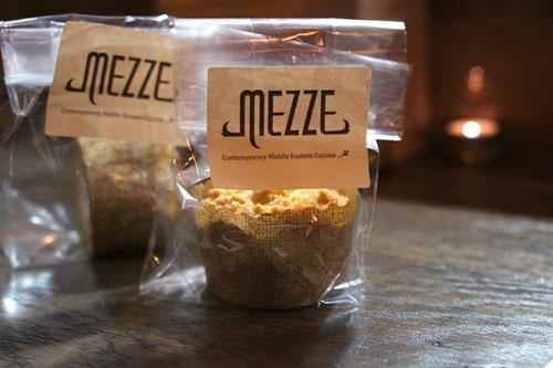 Mezze Coffee Cake