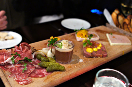 Charcuterie Selection - Prince